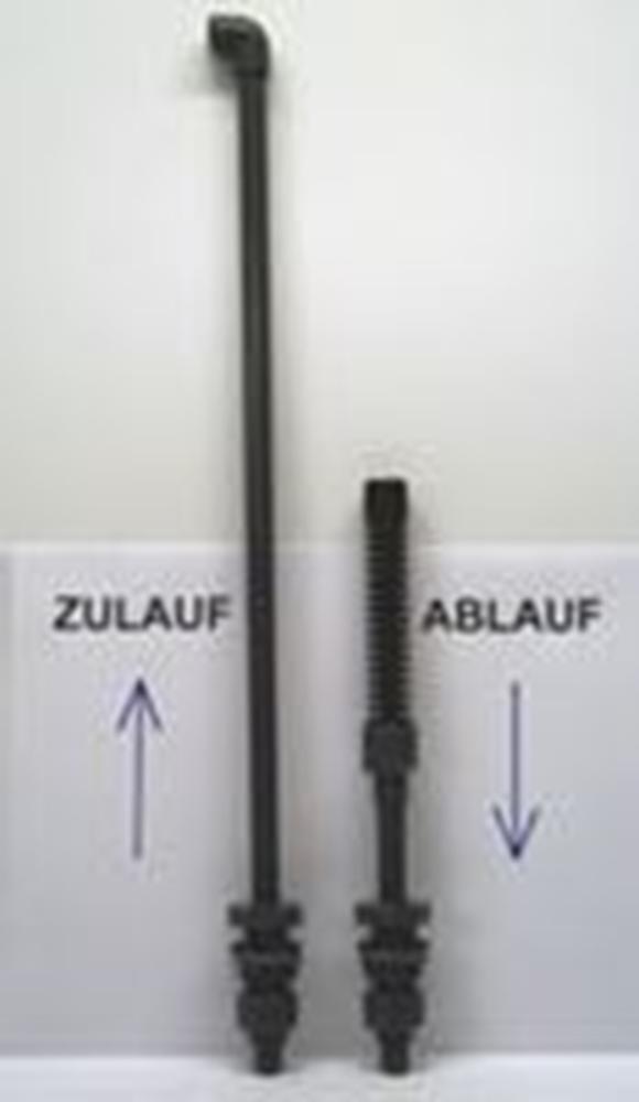 Bild von Inline-Anschlussverrohrung