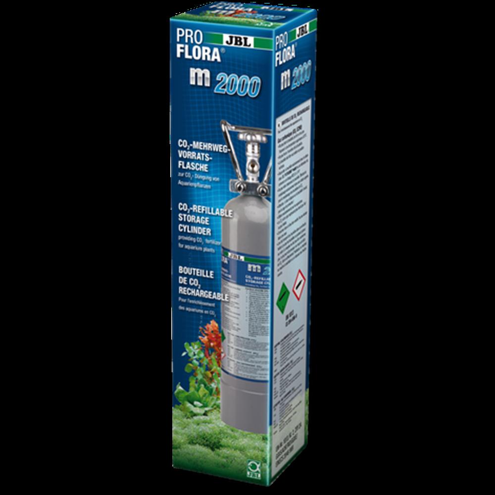 Bild von CO2 JBL ProFlora m2000 Vorratsflasche